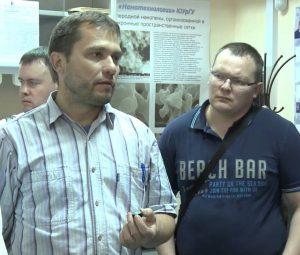 Визит делегации из АО «Конар» в ЮУрГУ по вопросам сотрудничества